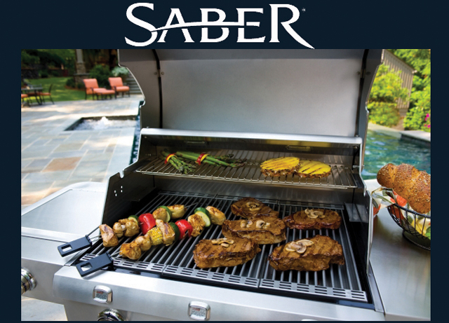 Saber Grill Holiday Accessory Event